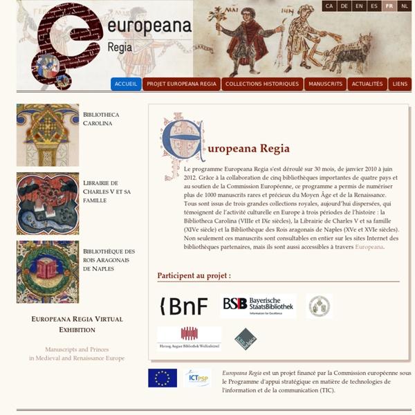 Une bibliothèque numérique collaborative de manuscrits royaux