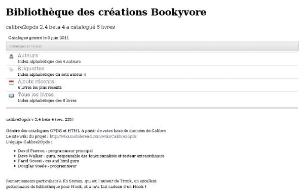 Bookyvore