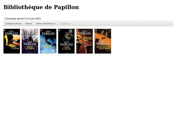 Bibliothèque de Papillon