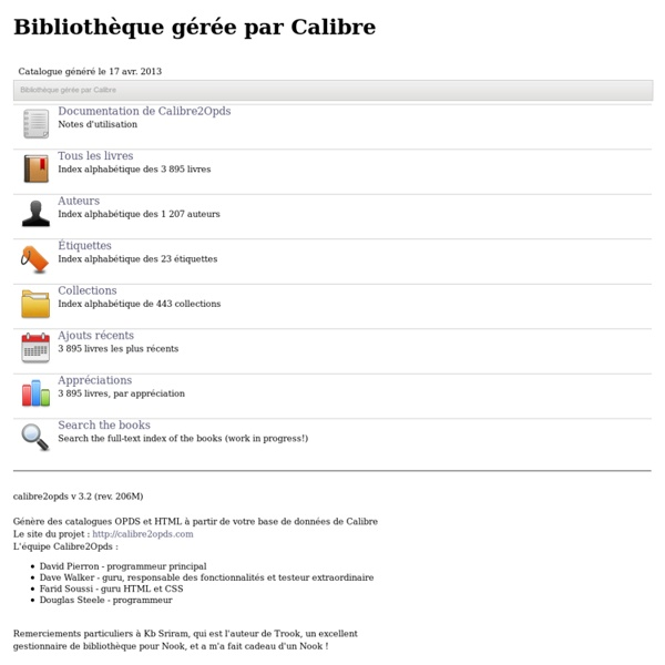 Bibliothèque ktang28