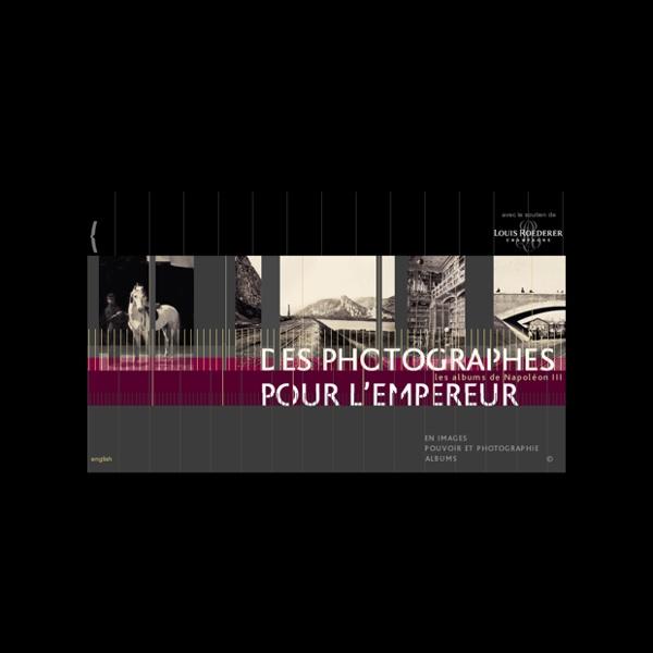 Bibliothèque nationale de France - Les albums de Napoléon III
