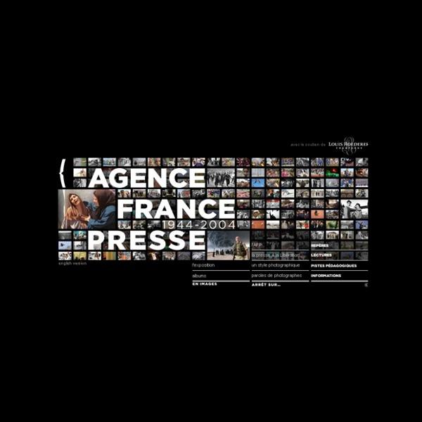 Bibliothèque nationale de France - Agence France Presse