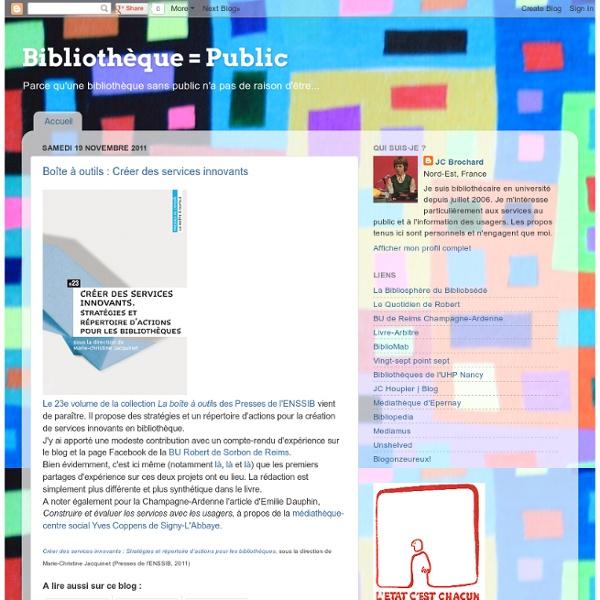 Bibliothèque = Public