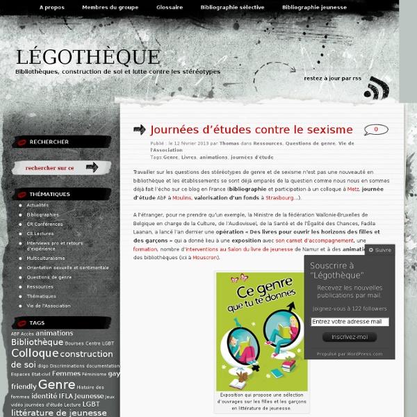 Légothèque
