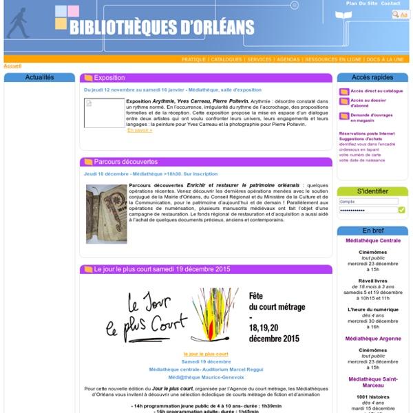 BMVR Orléans