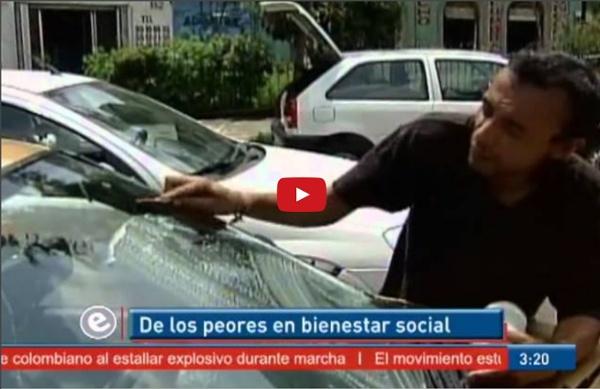 """""""México ocupa uno de los últimos lugares de bienestar social de la OCDE"""" EfektoTV Noticias:"""