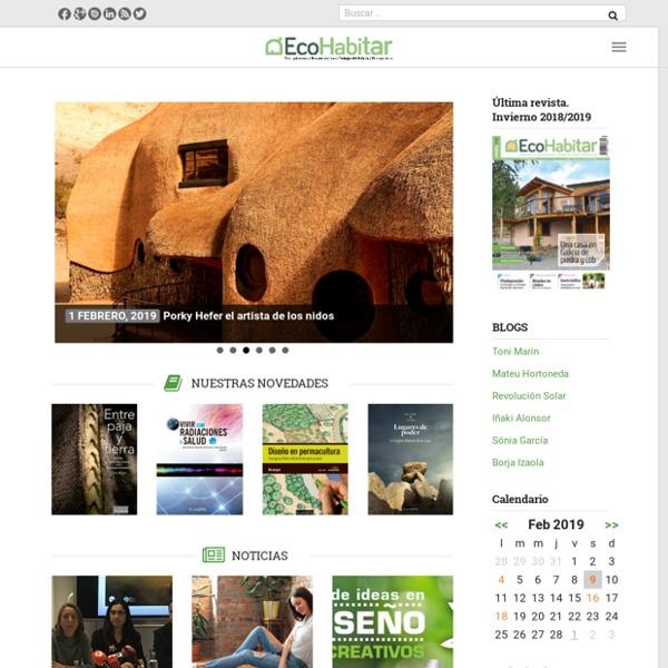 Revista de bioconstruccion y permacultura