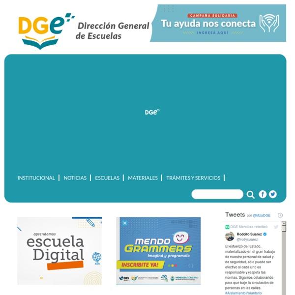 Bienvenidos al Portal Educativo de Mendoza - Argentina -