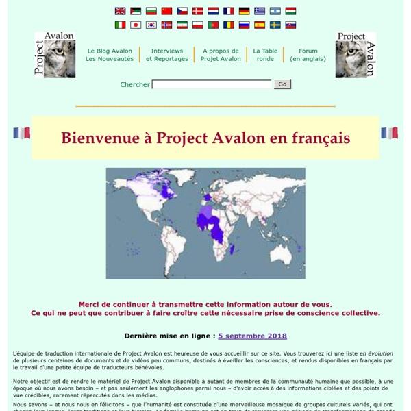 Bienvenue à Avalon en français
