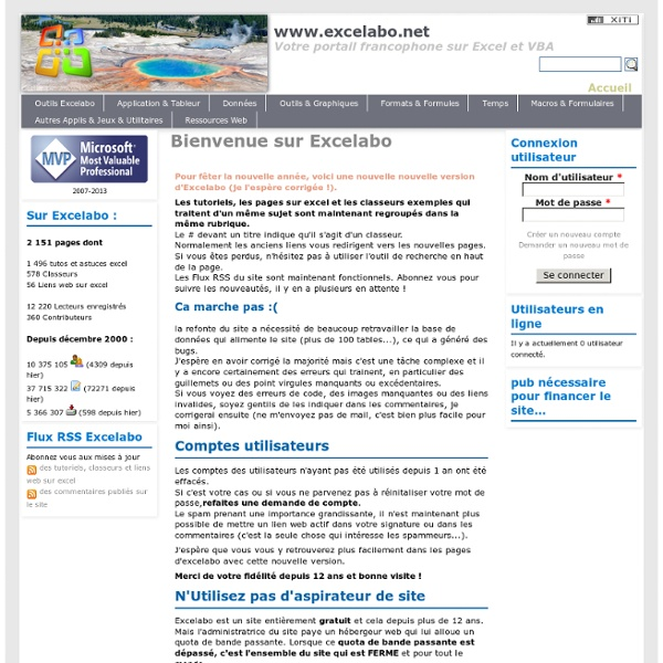 Excelabo.net