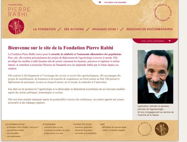 Fondation Pierre Rabhi