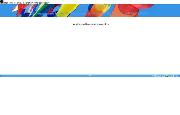 Bienvenue dans le site professionnel de Marianne Poumay (ULg/FAPSE/LabSET)