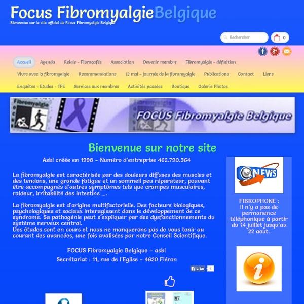 FOCUS Fibromyalgie