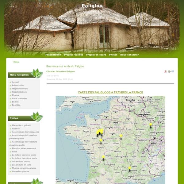 Bienvenue sur le site du Paligloo
