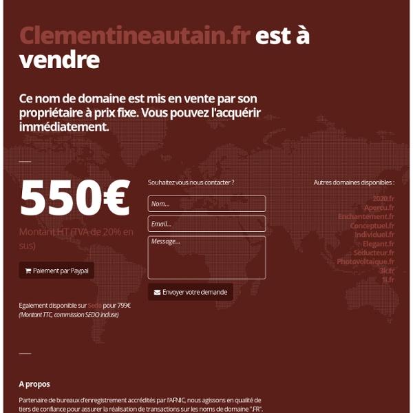 Le blog de Clémentine Autain
