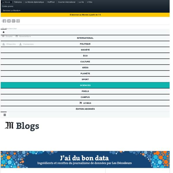 Big data : vos données en vente