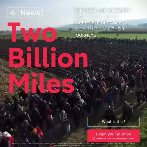 Two Billion Miles: interactive video story
