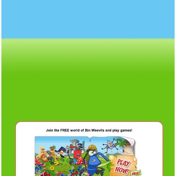 Bin Weevils - Free Online Games