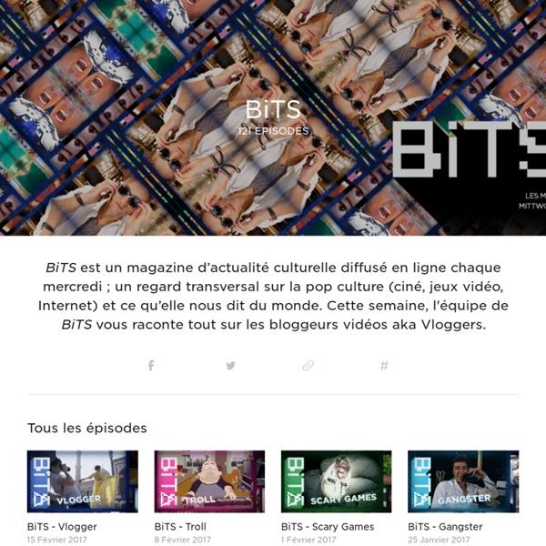 BiTS Magazine en ligne sur la culture geek