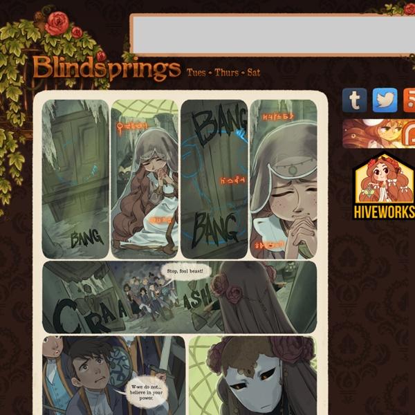 Blindsprings » A Webcomic by Kadi Fedoruk