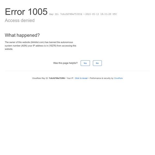 BlinkList.com - Discover, Blink & Share