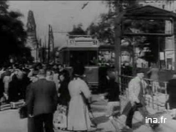 Blocus de berlin 1948 - 1949 : le déclenchement