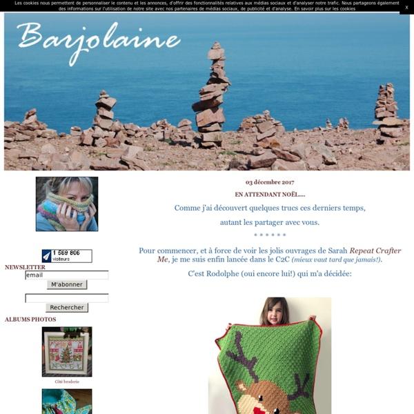 Le blog de Barjolaine