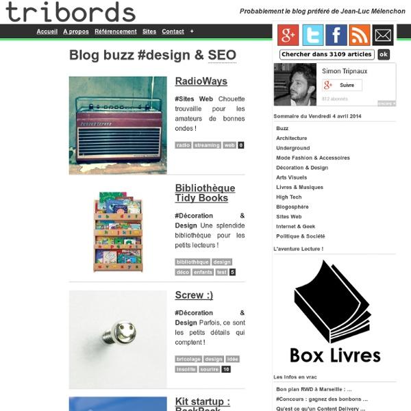 Blog buzz & tendances