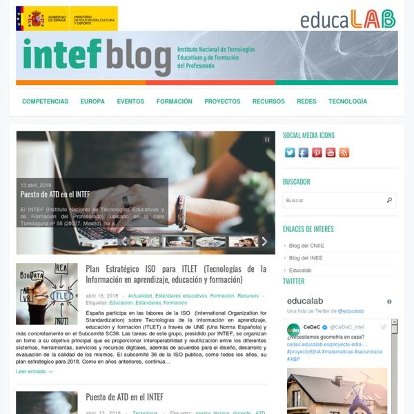 Blog de INTEF