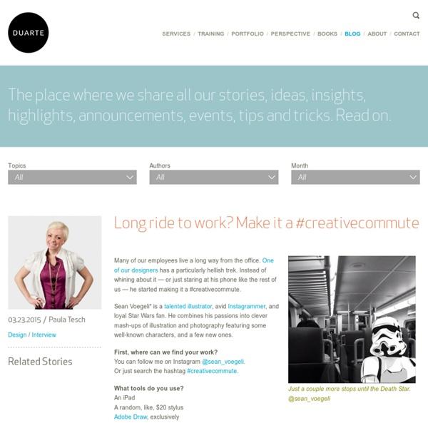 Duarte Blog