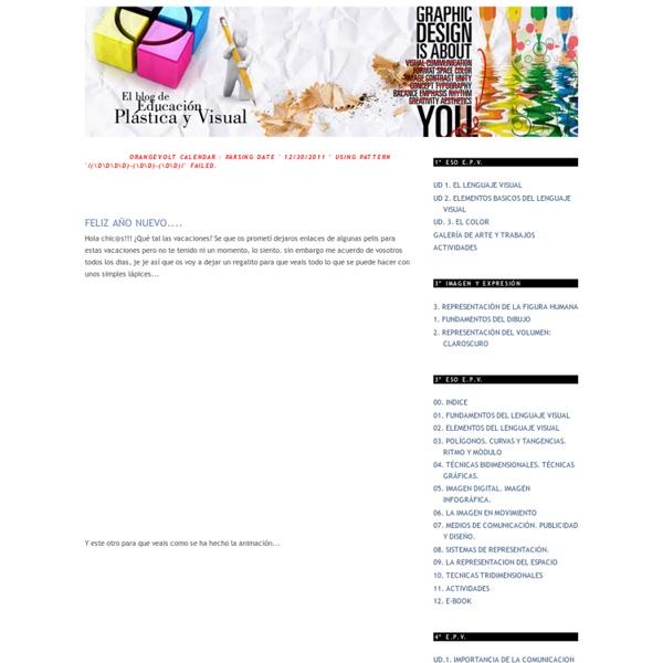 El Blog de Educación Plástica y Visual