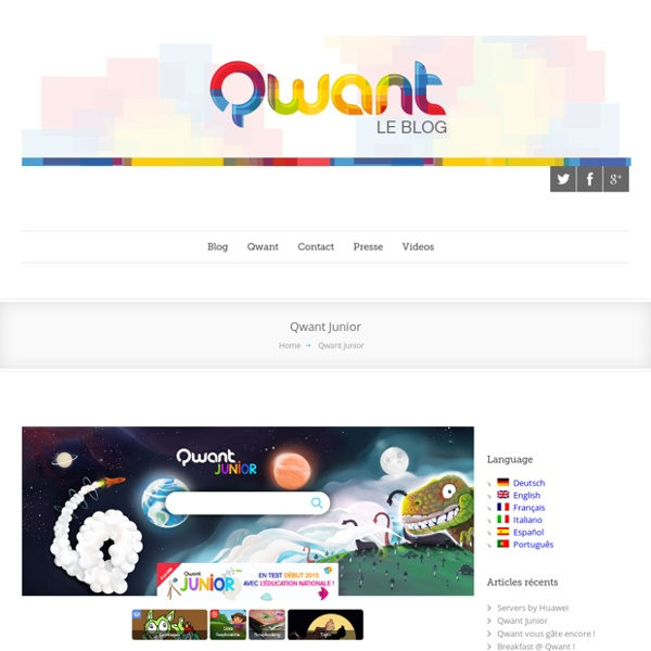 Qwant Junior