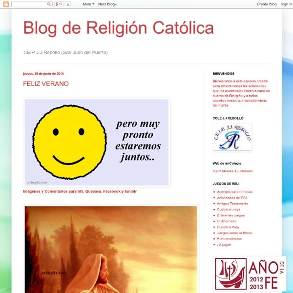 Blog de Religión Católica