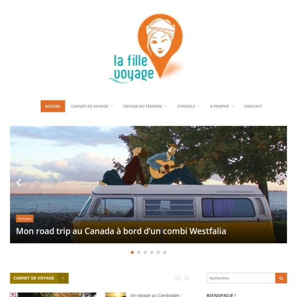 Blog voyage bd - Carnet de voyage au féminin