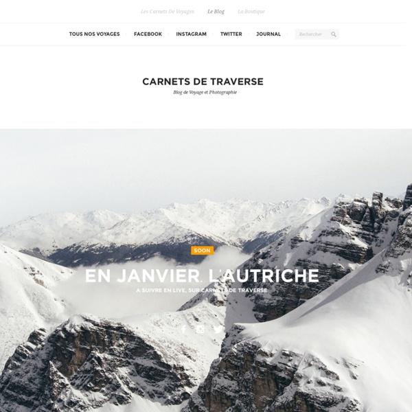 Blog voyage, carnets de voyage et photo