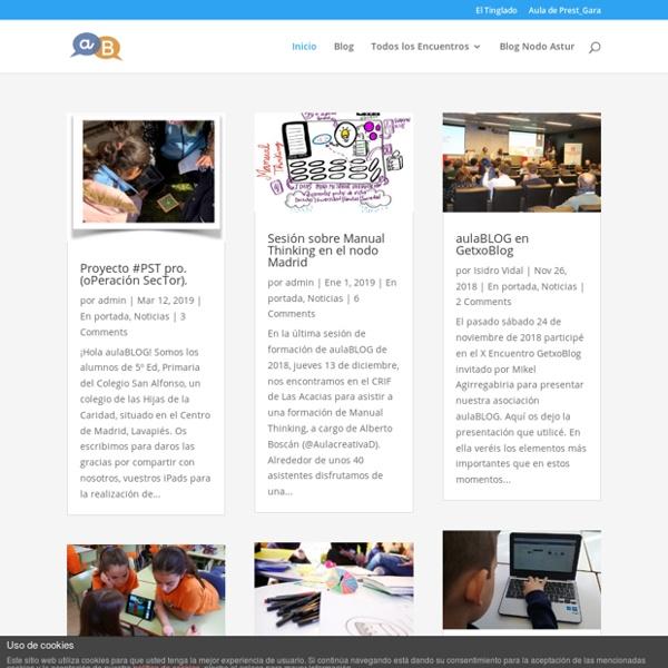 Blogs de Aulablog BUENISIMO