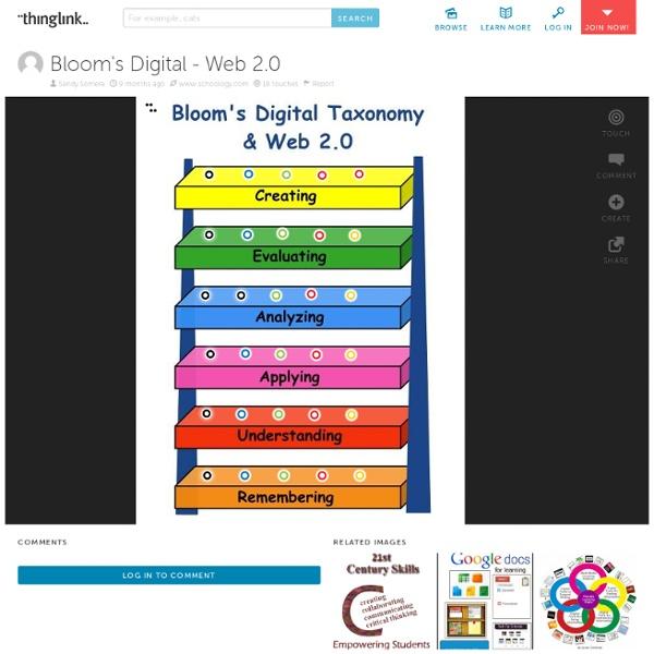 Bloom's Digital - Web 2.0