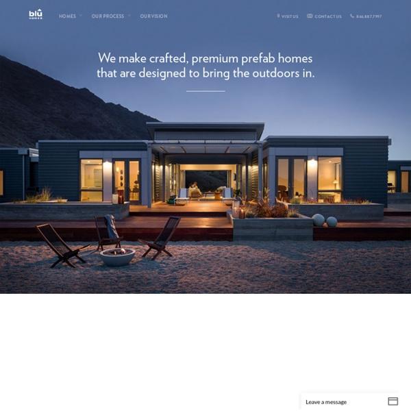 Home - Blu Homes
