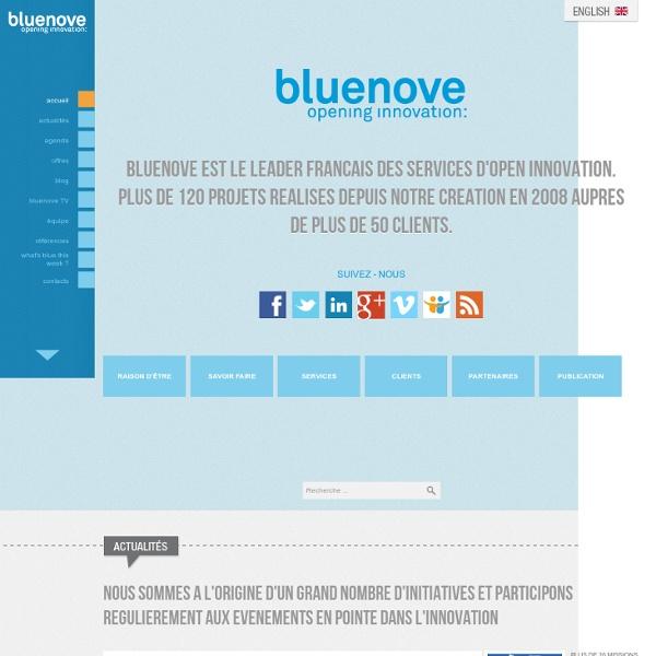 Bluenove - opening innovation