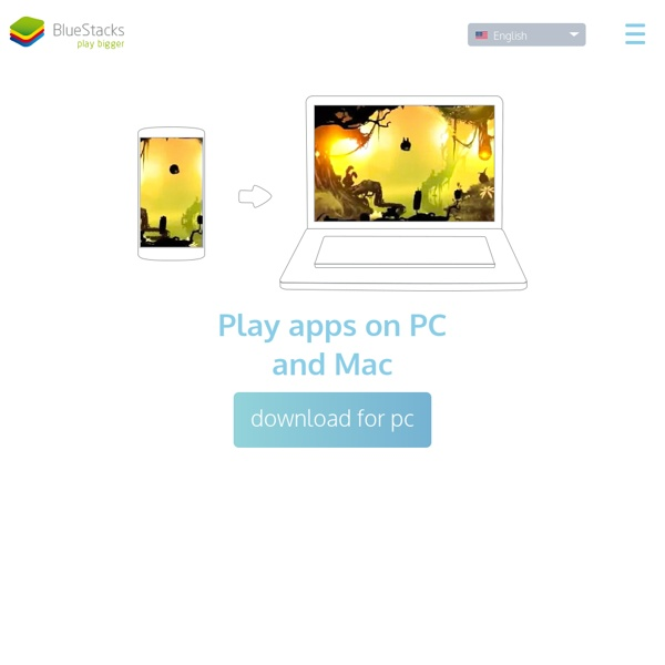 Run Android on Windows with BlueStacks