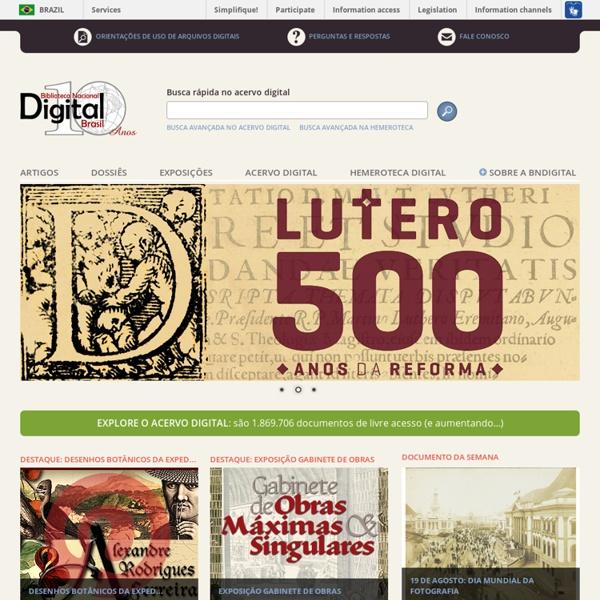 Hemeroteca Digital Brasileira