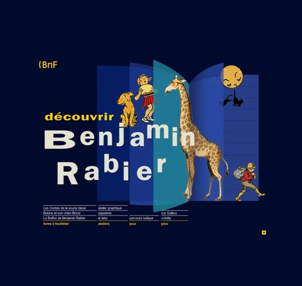 Découvrir Benjamin Rabier