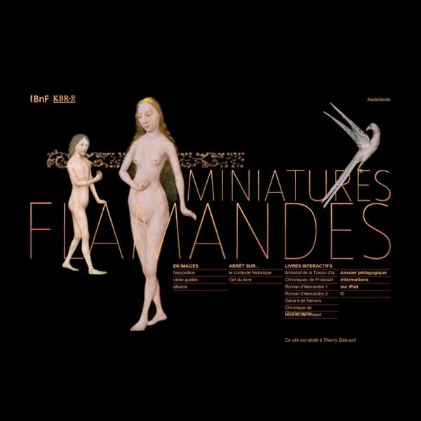 Miniatures flamandes