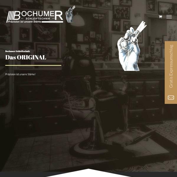 Bochumer Schleiftechnik - Bochumer Schleiftechnik