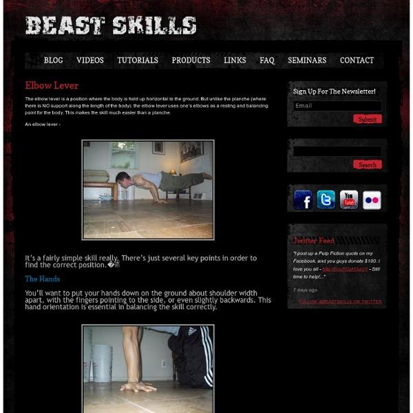 Beast Skills - Tutorials