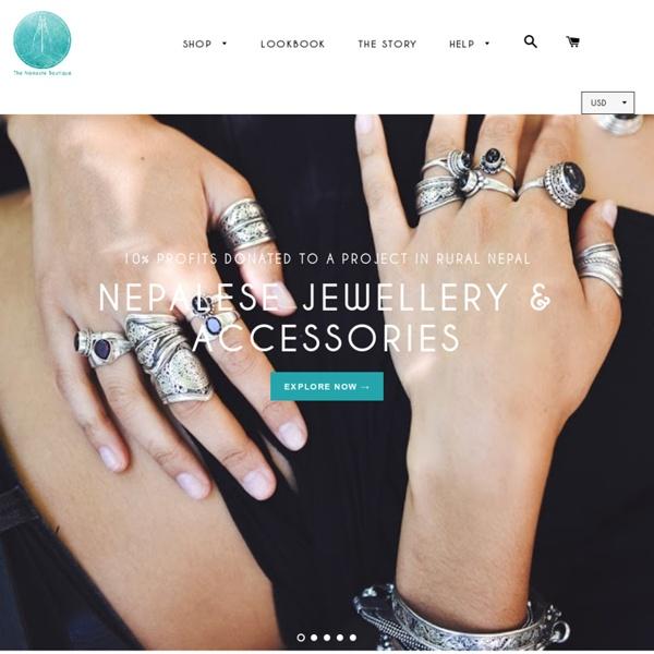 Bohemian Jewelry - thenamasteboutique.com