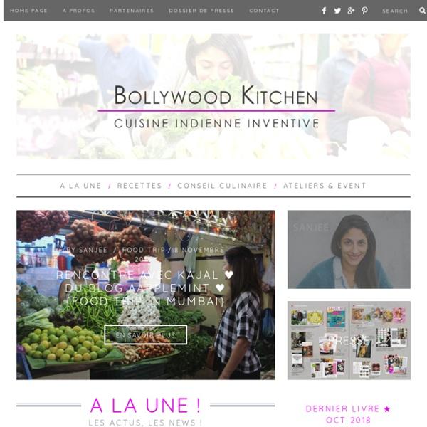 La cuisine indienne inventive