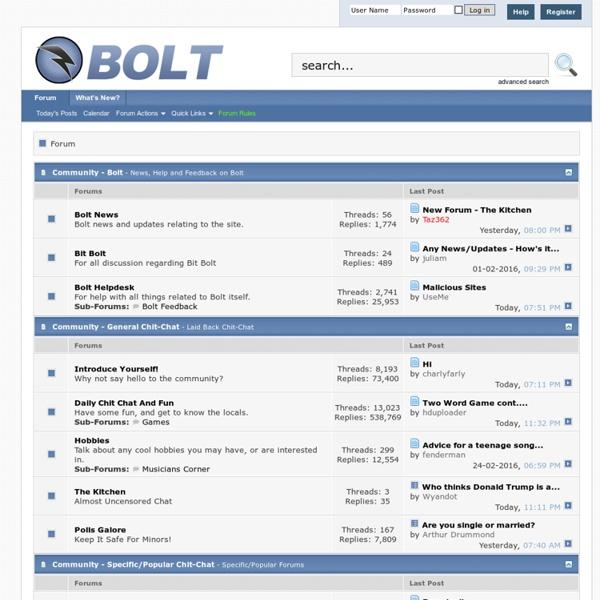 Bolt.cd