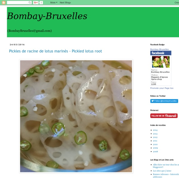 Bombay-Bruxelles