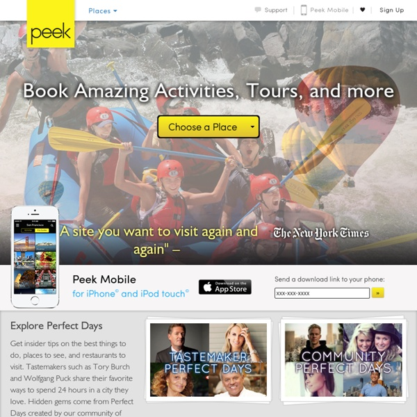Book Amazing Activities, Tours, and more